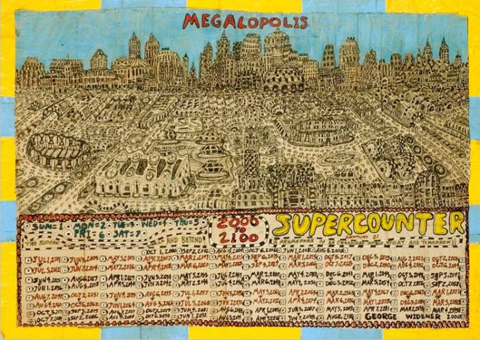 George Widener - Megalopolis Supercounter (20060